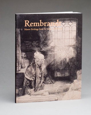 Rembrandt Master Etchings from St. Louis Collections,0891780890