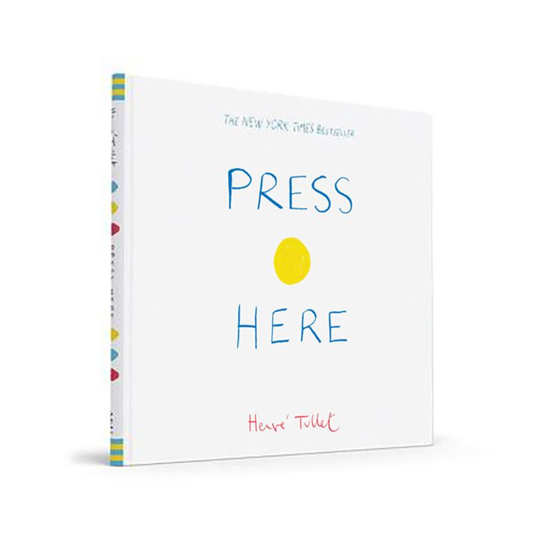 Press Here,9780811879545
