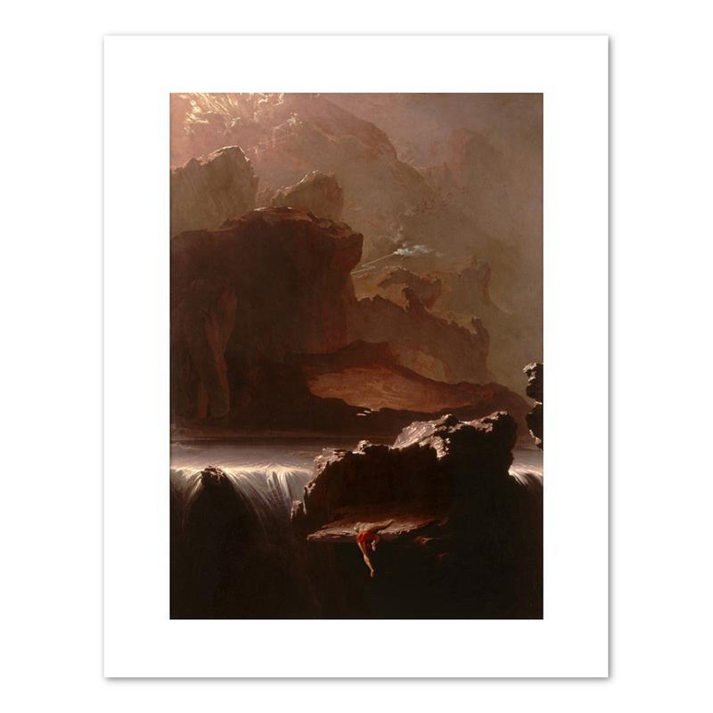 "Print Martin Sadak in Seach of Waters 11 x 14"""