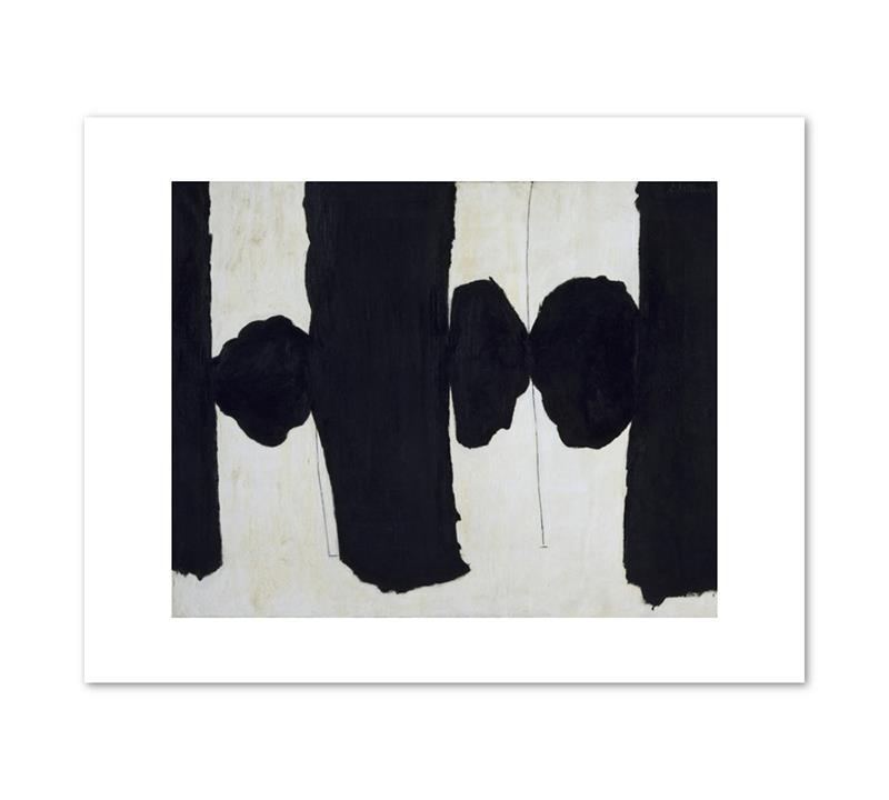 "Print Motherwell Catalonia 11 x 14"""