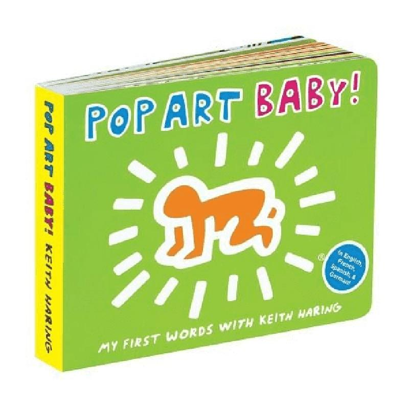 Pop Art Baby! Keith Haring,9780735342927