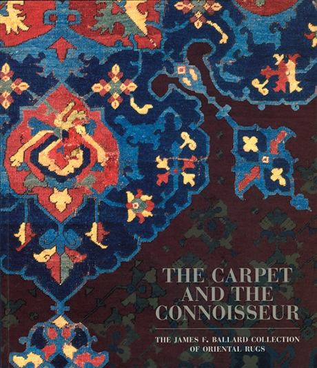 The Carpet and the Connoisseur,9780300206098
