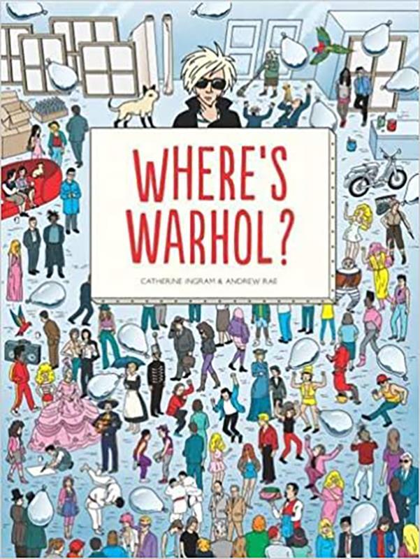 Where's Warhol,9781780677446