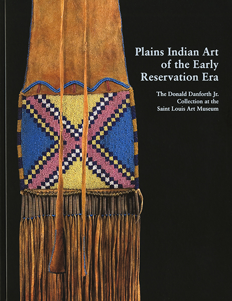 Plains Indian Art of the Early Reservation Era Danforth Coll