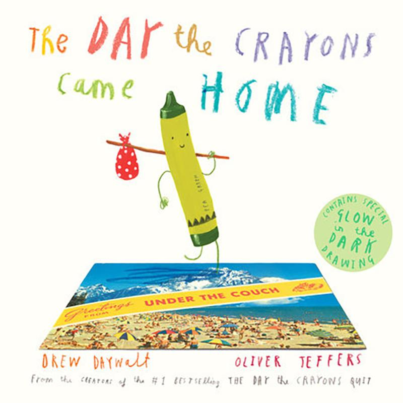 Day the Crayons Came Home,9780399172755