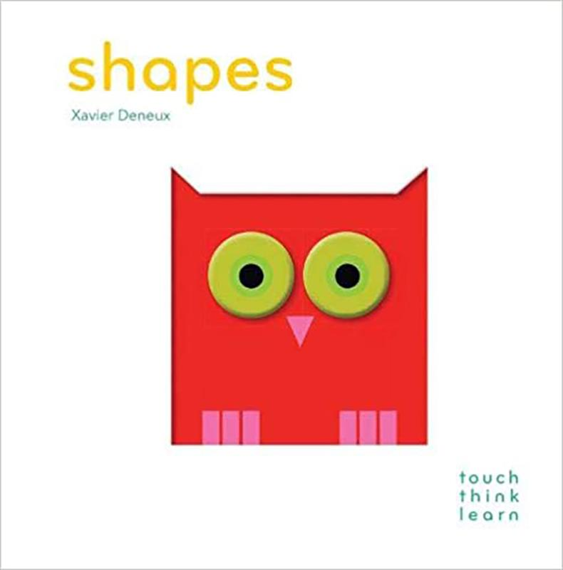 Shapes Touch Think Learn,9781452117270