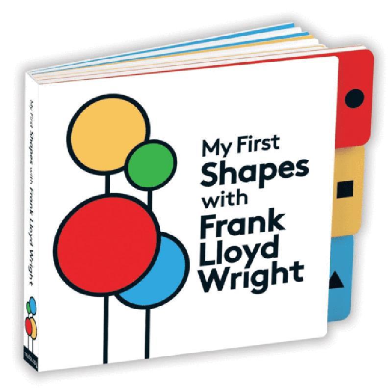 My First Shapes w/ Frank Lloyd Wright,9780735351196