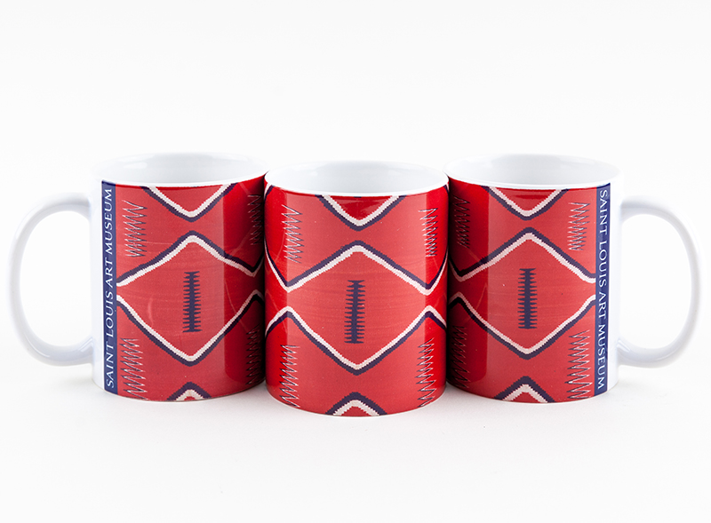 Mug Navajo Rug detail