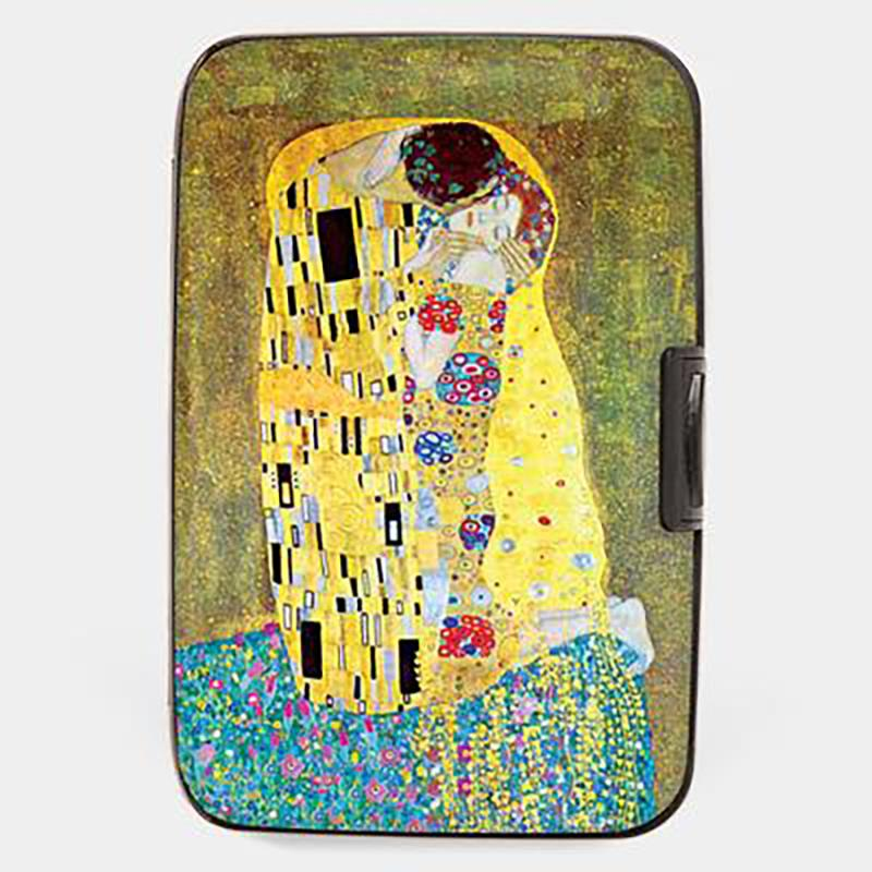 Wallet Armored Klimt The Kiss,71354