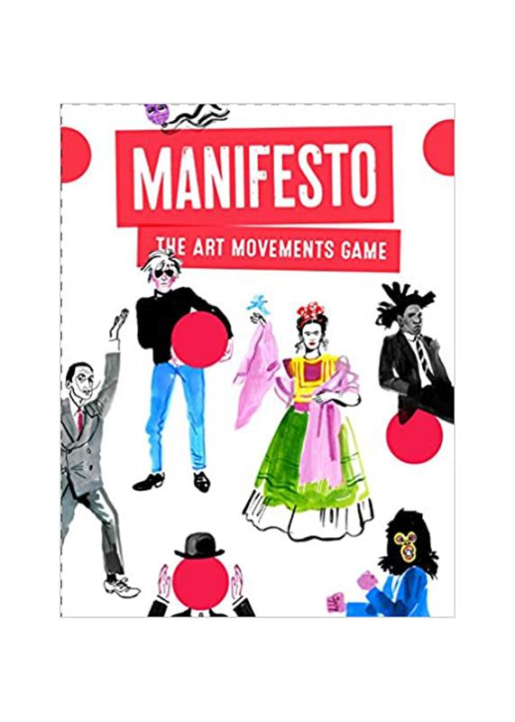 Manifesto: The Art Movements Game,9781786271631