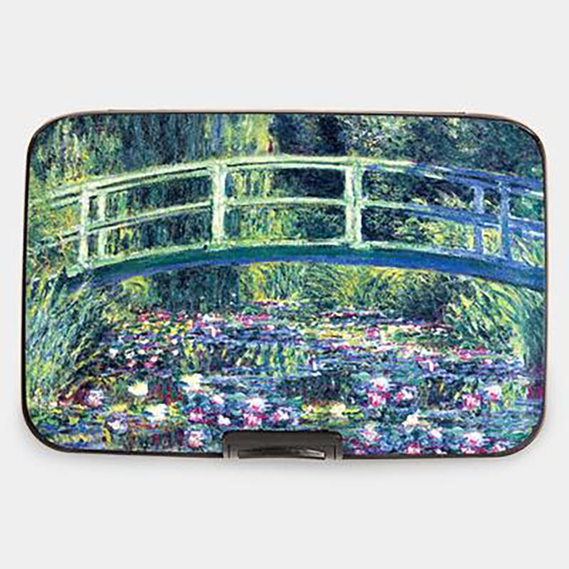 Wallet Armored Monet Japanese Bridge,71053