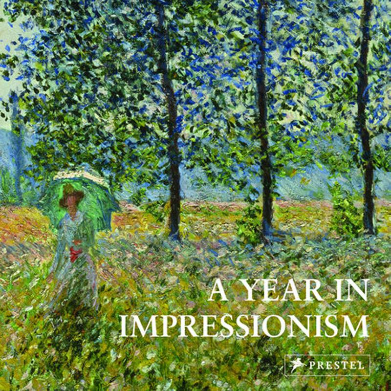 A Year in Impressionism - A Perpetual Calendar,9783791384597