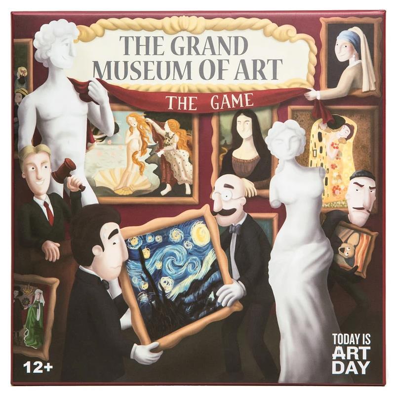 Grand Museum of Art game