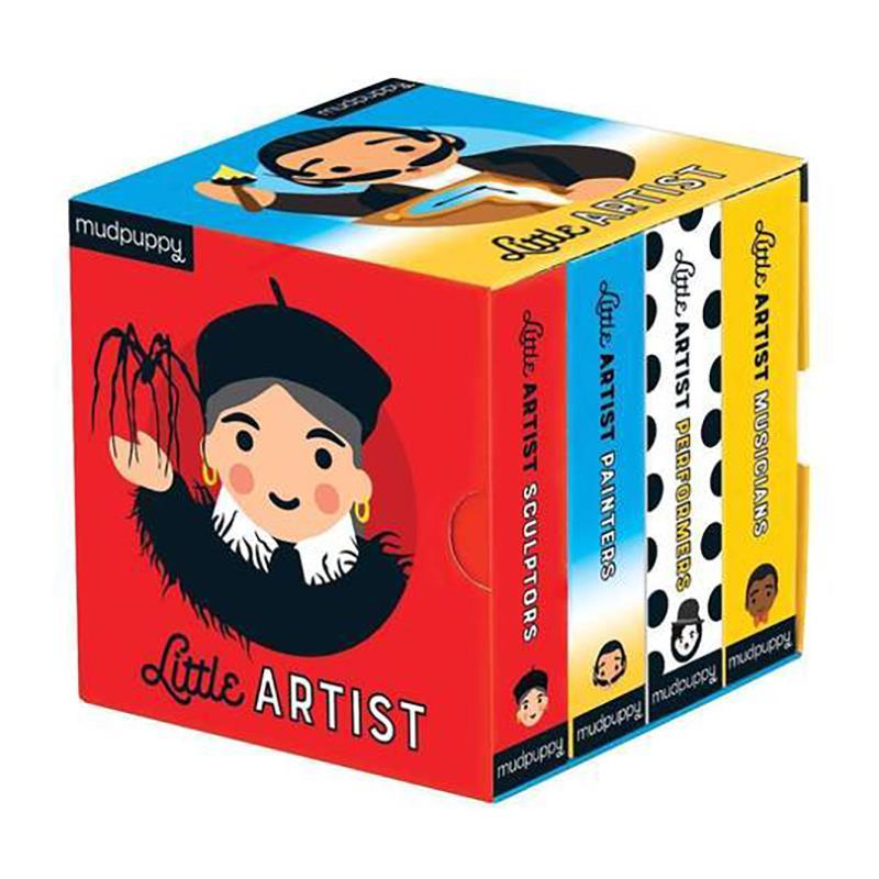 Little Artist BBS,9780735355729