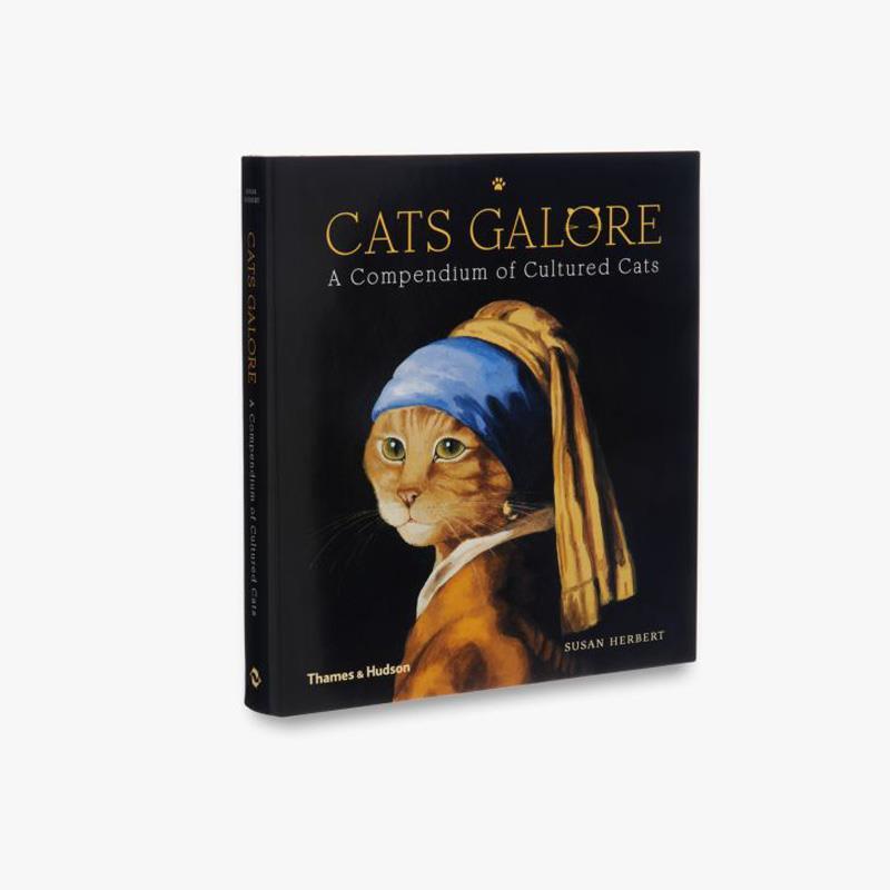 Cats Galore,9780500239360