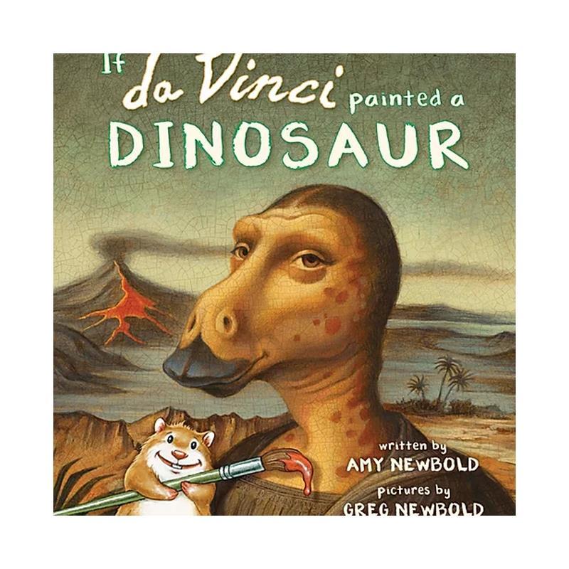 If Da Vinci Painted Dinosaurs,9780884486671
