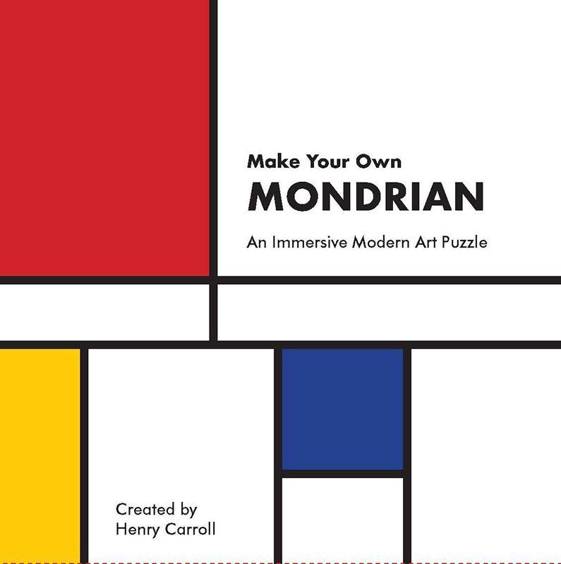 Make Your Own Mondrian,9781786274021