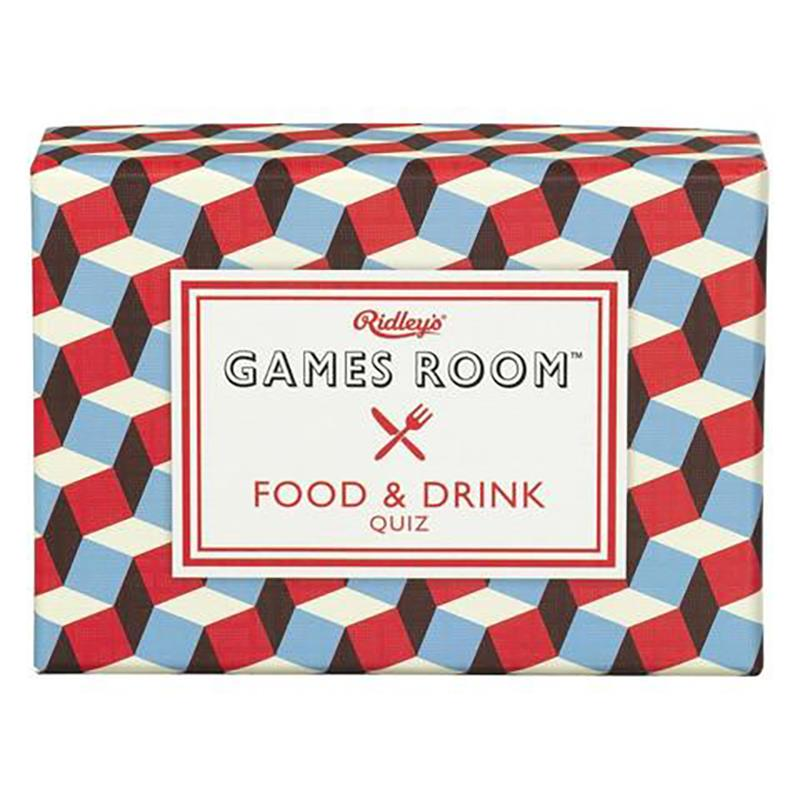 Game Food and Drink Quiz,GAM041