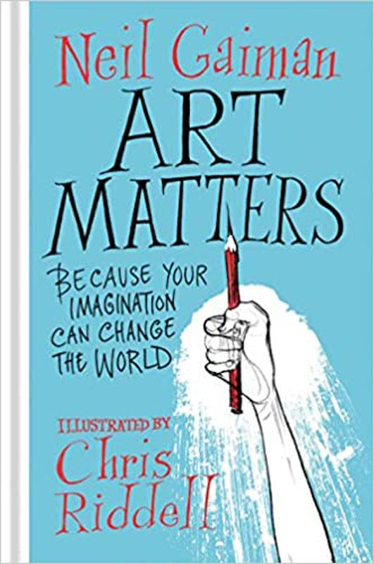 Art Matters Because your imagination can change the world,9780062906205