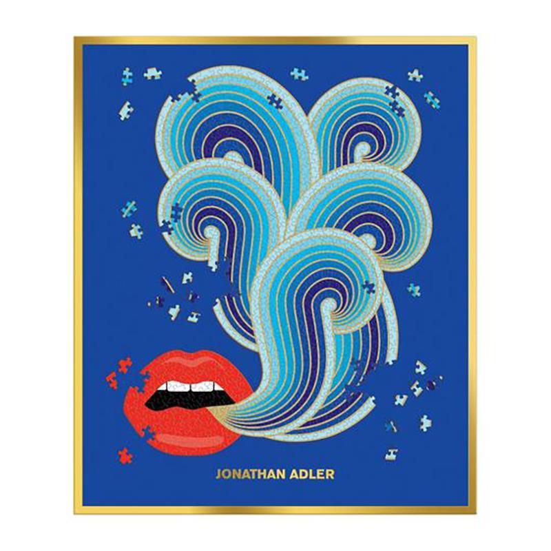 Puzzle Lips Jonathan Addler 750pcs,9780735362970