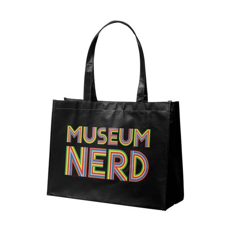 Tote Bag Museum Nerd,LTB#27261-MN