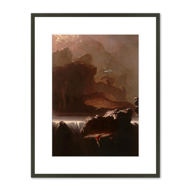 Framed Print Martin Sadak in Search of Waters