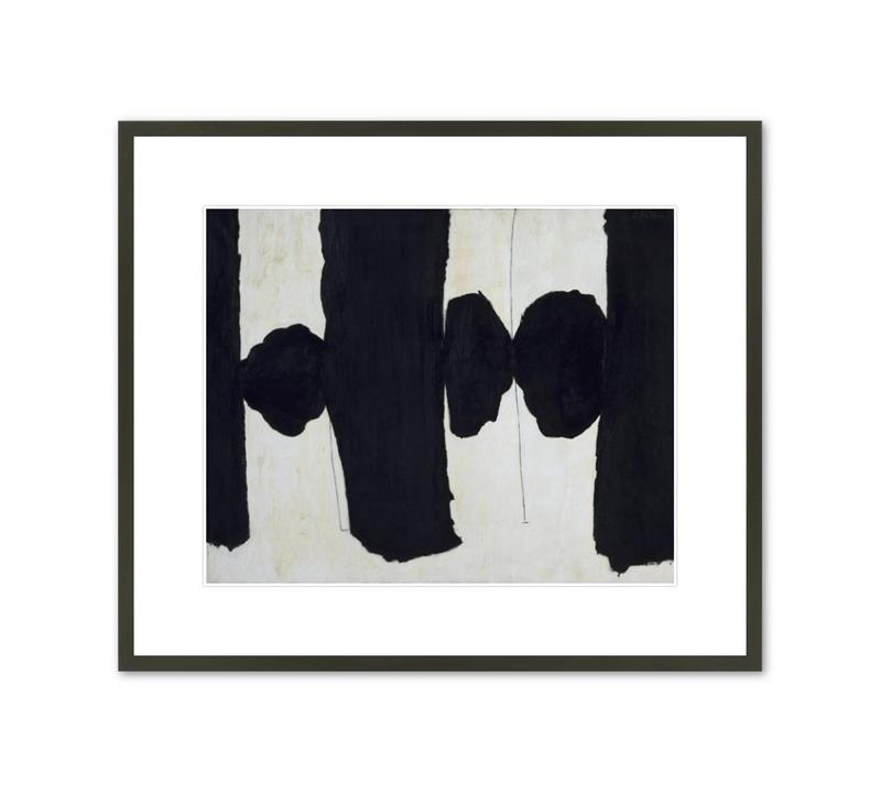 Framed Print Motherwell Catalonia
