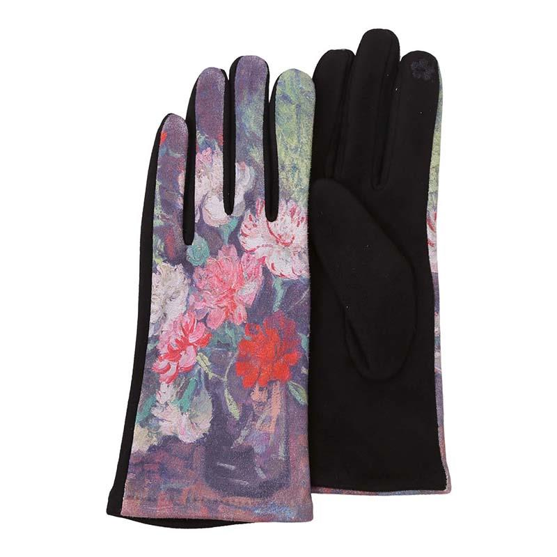 Gloves van Gogh Vase of Carnations,G-M26