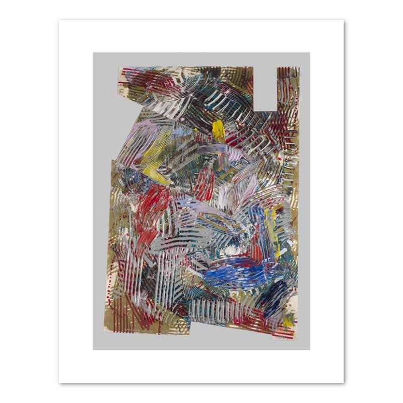 Print Gilliam Golden Neck 11 x 14,68796